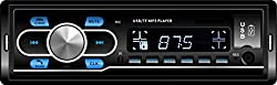 Kiano K6000 Single Din Car Mp3 Stereo Player with Dedicated Mobile app/Bluetooth/FM/ 2 USB Ports/SD Card/Aux (K6000),Kianotec Industries Limited