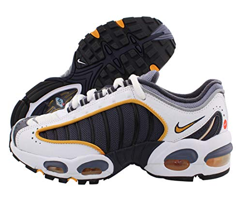 Nike Air Max Tailwind Iv Boys Shoes Size 7, Color: Metro Grey/Resin/White