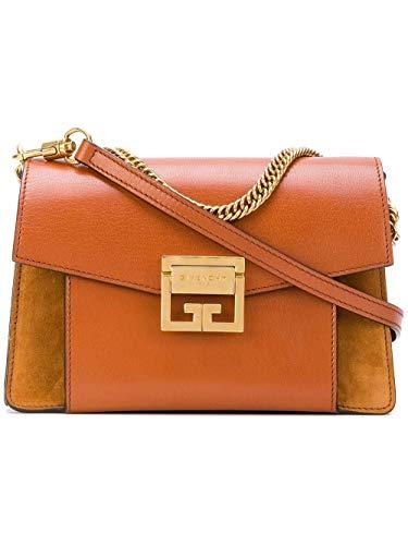 Givenchy Luxury Fashion Donna BB501CB033204 Marrone Borsa A Spalla | Stagione Permanente