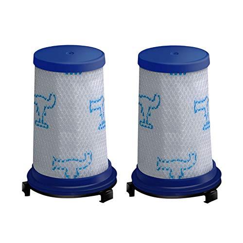 Rediboom Lot de 2 Filtres de Rechange pour Aspirateurs Rowenta Air Force 360, Compatible avec ZR009001