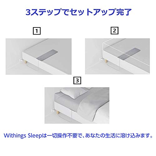 Withings(ウィジングズ)『Sleep(WSM02-ALL-JP)』