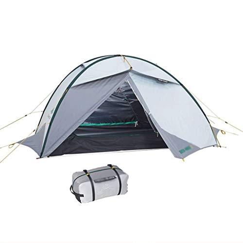 SSG Home Utilisation Multiple Tente Sports de Plein air Protection Contre Le Soleil Pluie en Plein air Double épaisseur Camping Camping Coupe-Vent Respirant Pliant Équipement d'extérieur