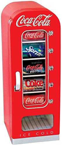 Coca-Cola 10 Can Vending Cooler