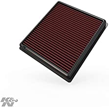K&N Engine Air Filter: High Performance, Premium, Washable, Replacement Filter: 2011-2019 BMW (114d, 116d, 116i, 118d, 118i, 120d, 125d, 218d, 218i and more select models), 33-2990