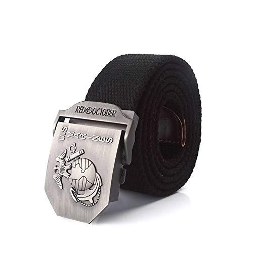 Cintura Di Tela,Nero Us Marines Cintura In Metallo Con Cinturino In Metallo Cinturino In Acciaio Con Fibbia Militare Cinturini Tattici Militari Per Uomo Cinturino Maschio Di Migliore Qualità, 13