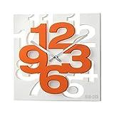 GMMH orologio da parete dal design moderno 3D, 1106, orologio da...