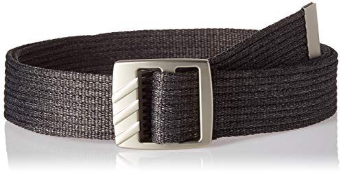 adidas Herren Adicross Heather Gürtel, Herren, Gürtel, TXM2054S9, Carbon Heather, L-XL