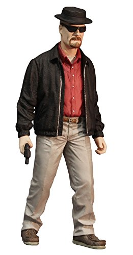 Mezco Toys Breaking Bad Figura Heisenberg Previews Exclusive 30 cm 1