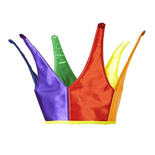 Widmann 05742 - Krone Regenbogen, Sonstige Spielwaren