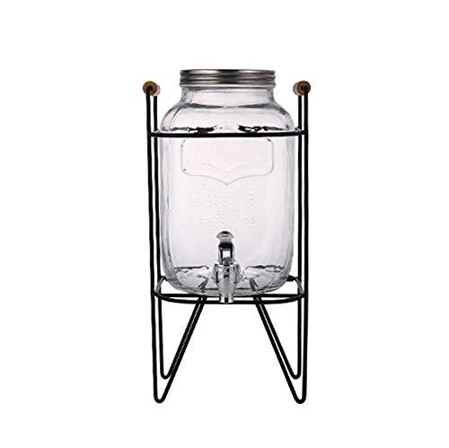 Aprilhp Dispensador de Bebidas Frías de Zumo Dispensador de Jugo dispensador de agua, Comerciales de Desayunos Bufé Servicio en