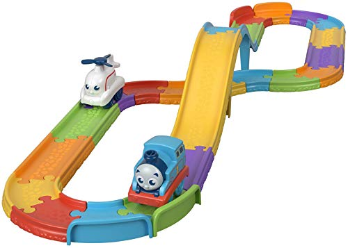 Fisher-Price My First Thomas & Friends, On-the-Go Train Set