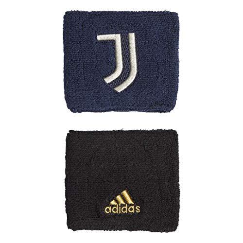 adidas Juventus Coppia Polsini 2020/21- Juve Polsino 100% Prodotto Ufficiale - Taglia Unica