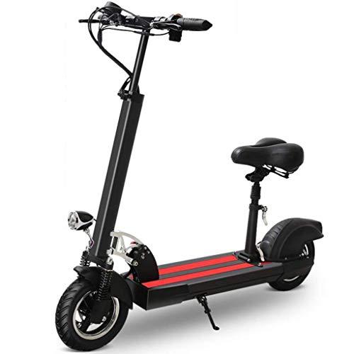 MU Scooter Eléctrico, Plegable Vespa Modo Edad Dos Ruedas-3 Velocidad de Crucero...