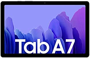 Samsung Galaxy Tab A7, Android Tablet, WiFi, 7.040 mAh Akku, 10,4 Zoll TFT Display, vier Lautsprecher, 32 GB/3 GB RAM,...