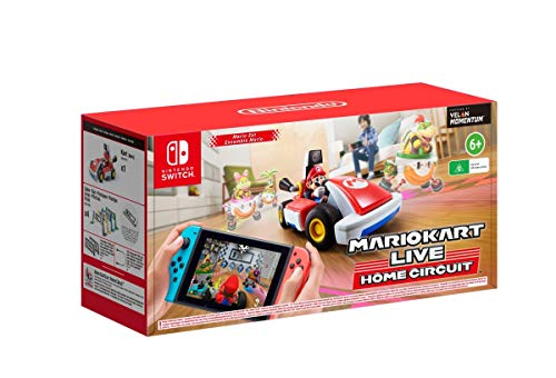 Mario Kart Live: Home Circuit - Set Mario - Nintendo Switch