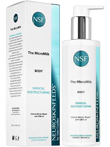 Crema corporal hidratante de absorción rápida para pieles muy secas - Body...