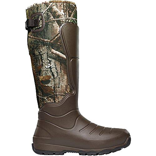 "LaCrosse Men's AeroHead 18"" 7.0mm Hunting Boot,Realtree Xtra,7 M US"