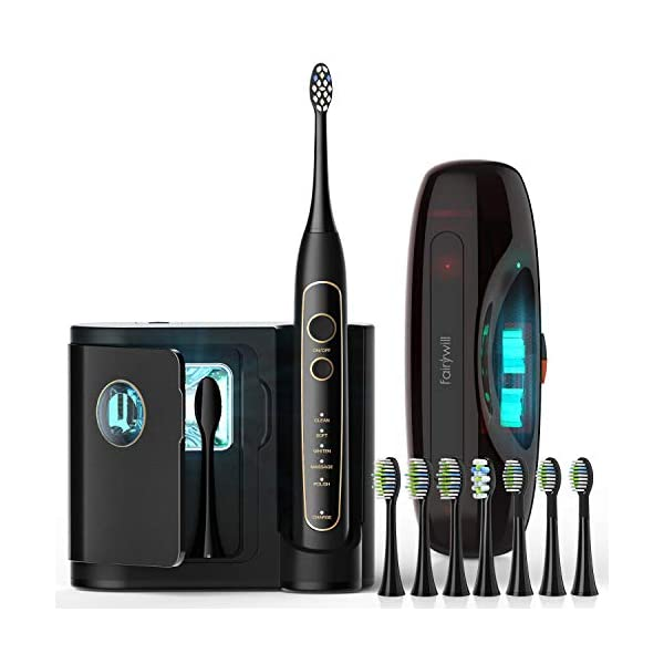 Fairywill PRO Electric Toothbrush Ultra Sonic Whitening