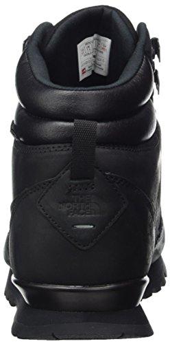 The North Face Men's Back-2-Berkeley Redux Leather, TNF Black & TNF Black & TNF Black, 8