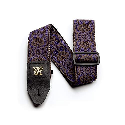 Ernie Ball Imperial Paisley Purple Jacquard Guitar Strap (P04164)