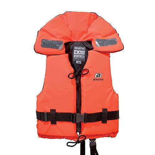 Baltic 100N Rettungsweste Feststoffweste Orange (Mod. 1251) 0 - 15 kg