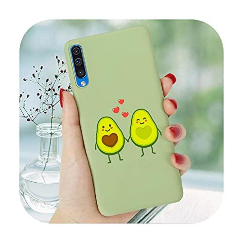 Candy - Carcasa para Samsung Galaxy A50 A70, diseño de caricaturas lindas de silicona suave TPU para Samsung A50 A70 Cover-tt3-A50