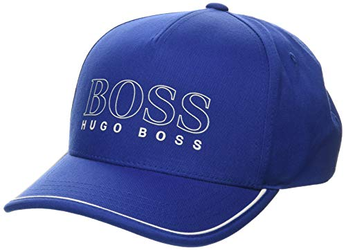 BOSS Mens Novel Cap, Open Blue (493), ONESI