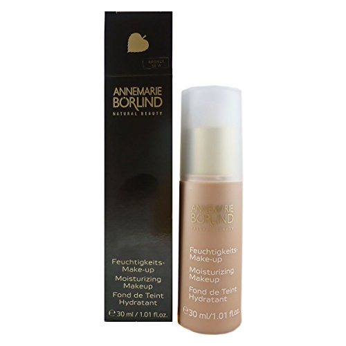 Annemarie Börlind Moisturizing Make-Up 56w bronze, 1er Pack (1 x 30 ml)