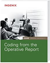 Coding from the Operative Report 2008 (Ingenix Learning)