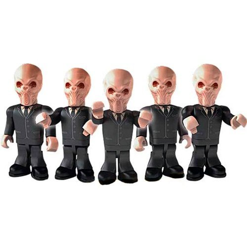 Doctor Who The Silent Army Builder Pack - Set of 5