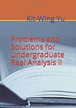 Best problems and solutions real analysis Reviews
