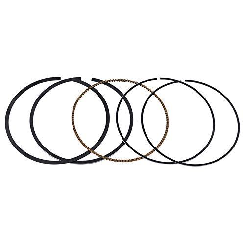 Without brand XW-HS Rings, Motorrad-STD 77mm Kolbenringe for Zongshen NC250 XZ250R XZ250 XZ NC 250 R 250R T6 Xmotos 250cc 4 Ventile J5