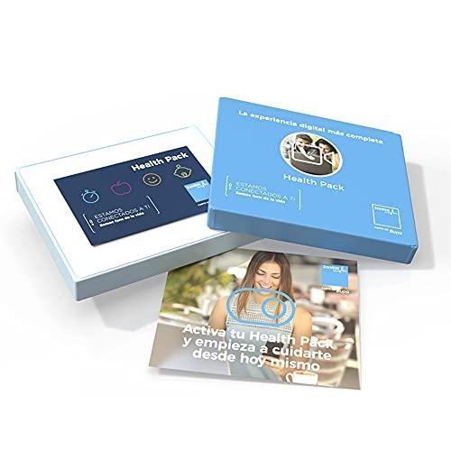 SANITAS – Pack Nutrición y Entrenador Personal– Kit Personalizado 3 meses | Talleres Online de Alimentación Saludable y Entrenamientos. Seguimiento Profesional por Videoconsultas, Chat y Teléfono