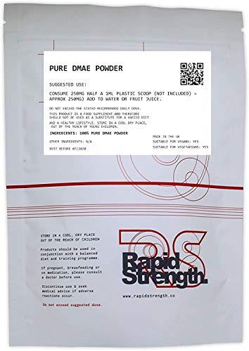 Zhaoyun DMAE Powder 100g (Dimethylaminoethanol) Yoga Band
