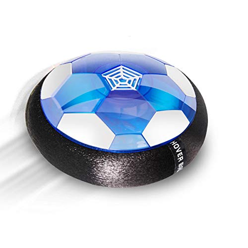 HIZQ Air Power Football, Soccer Jeux avec Pare-Chocs en...