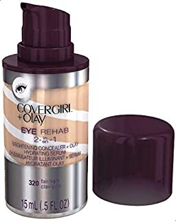 COVERGIRL & Olay Eye Rehab Concealer 320