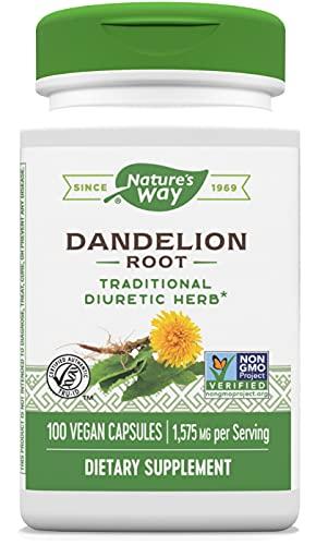 Nature's Way Dandelion Root, Digestive Aid, 100...