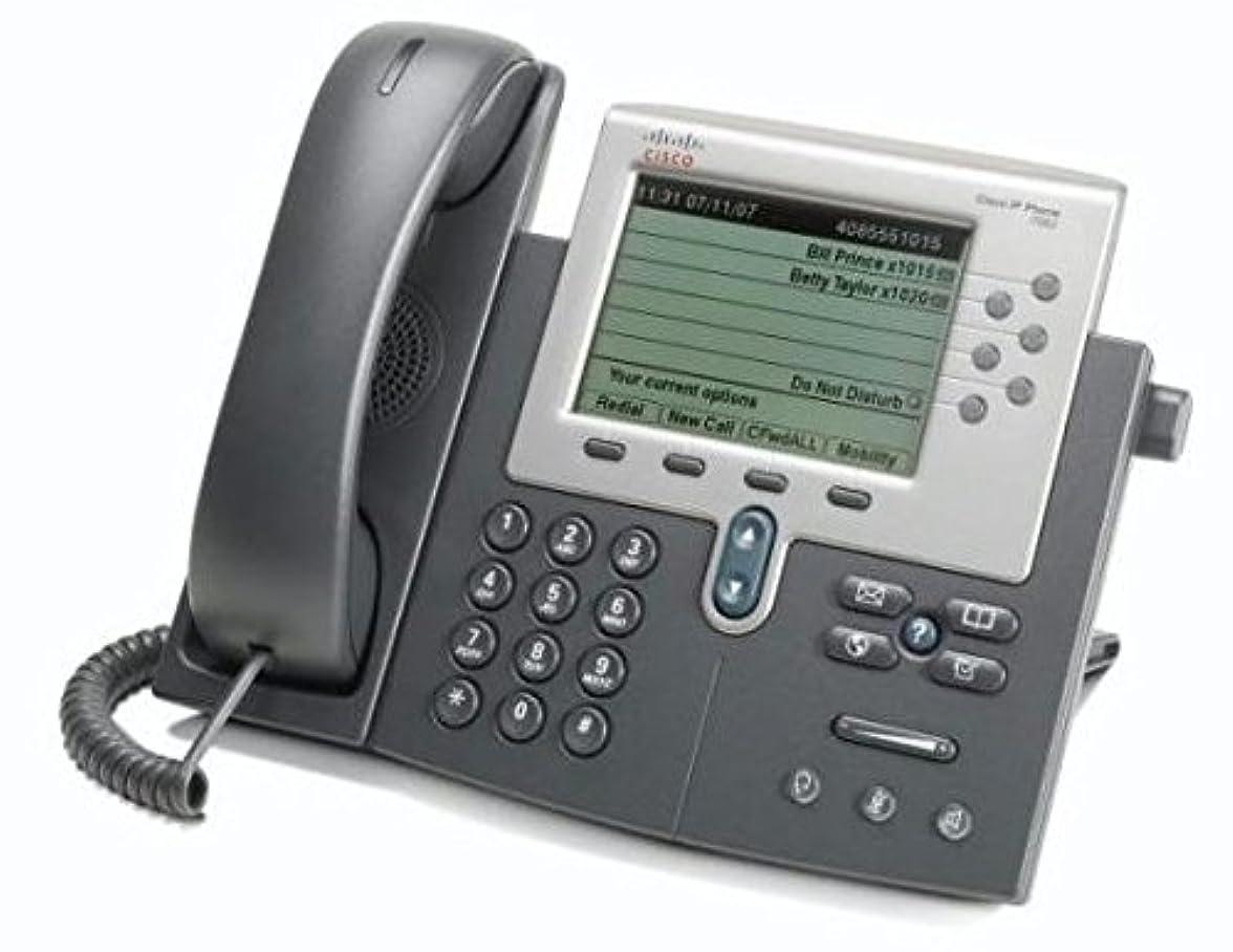 敵対的である自己CP-7962 Cisco IP Phone