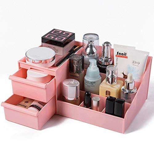 ZXC Home Kosmetischer Fall Einfache Desktop-kosmetisches Aufbewahrungsbehälter Lippenstift Nagelöl Augenbrauenstift Mask Essence Aufbewahrungsbox Startseite Desktop Storage Box