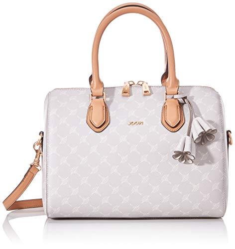 Joop! Damen Cortina Aurora Handbag Shz Henkeltasche, Grau (lightgrey), 18x21x30 cm
