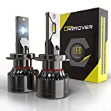 H7 LED 18000LM Bombillas Especiales para Coches, 55W, 12V, 6000K