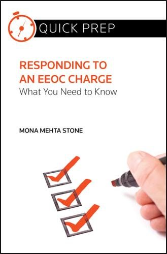 Responding to an Eeoc Charge: What You Need to Know (Quick Prep)