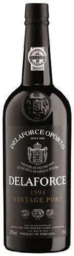 Delaforce Vintage 1994 Port Portwein 21% 0,75l Flasche