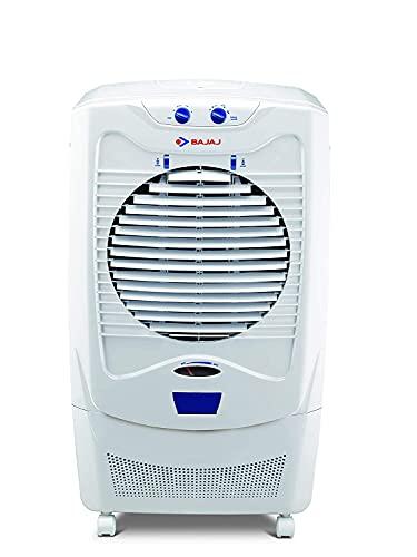 Bajaj DC 55 DLX 54-litres Desert Air Cooler (White) - for...