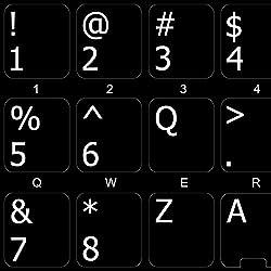 professional Fix non-transparent DVORAK keyboards on desktops, laptops, and … black backgrounds
