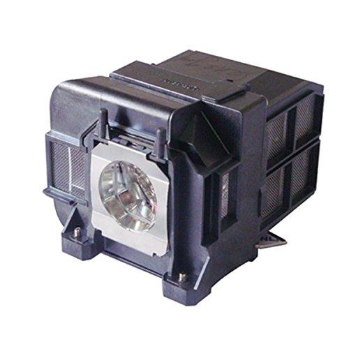 Epson Original Ushio Lamp & Housing for the Powerlite 1965 Projector - 180 Day Warranty