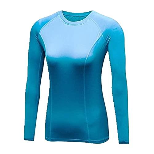 N\P Autum - Camisetas de invierno cálidas para yoga, gimnasio, para mujer, deportes, engrosamiento