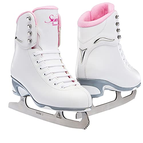 Jackson Ultima SoftSkate Womens/Girls Figure Ice Skates - Women's Size 6