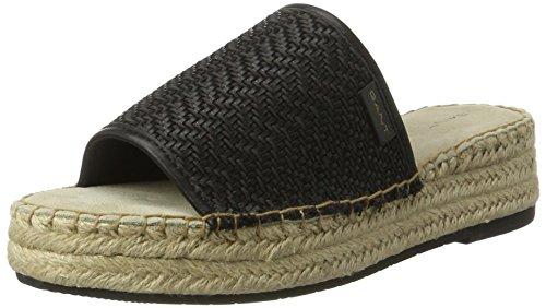 GANT Footwear Damen Clara Sandalen, Schwarz (Black), 38 EU