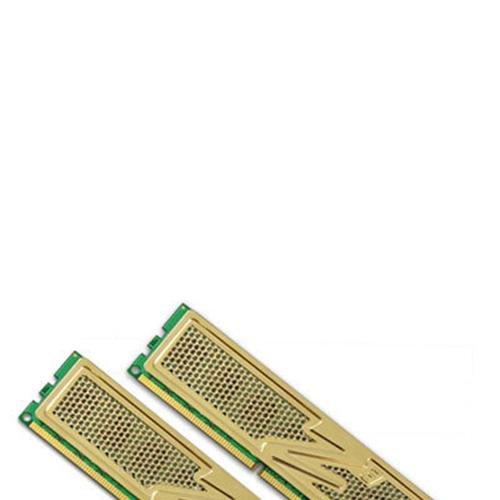 OCZ Gold DDR3 PC3-12800 Arbeitsspeicher 4GB Kit (2X 2GB, 1600MHz, CL8)